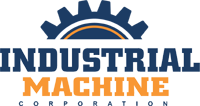 Industrial Machine Corporation Logo
